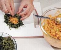 resep masakan resep buntil daun singkong