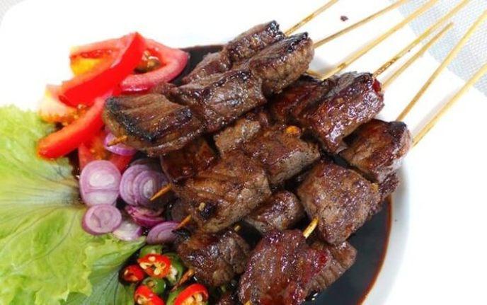 Resep Bumbu Sate Daging Sapi
