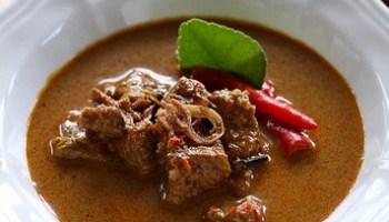 Resep Gulai Daging Manis
