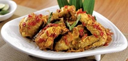 Resep dan cara membuat Balado Ayam Pandan Masakan Padang
