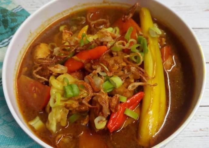 Resep Tongseng Ayam Tanpa Santan