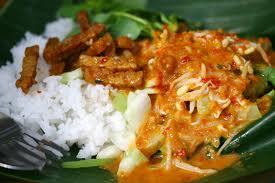 cara membuat masakan jawa timur nasi pecel madiun