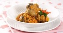 resep masakan rendang hati ampela ayam