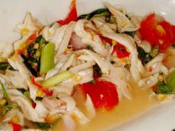 resep masakan khas indonesia lawar ikan