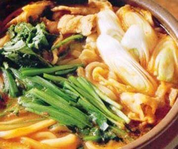 resep masakan mie udon kuah udang daging