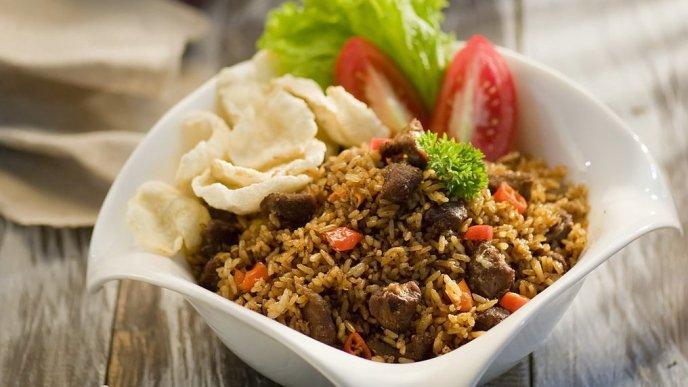 resep nasi goreng sederhana - Resep nasi goreng daging kecap