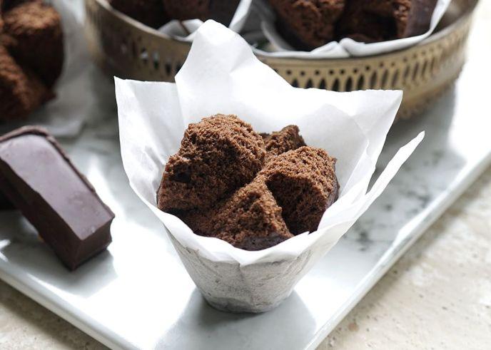 Resep kue bolu kukus cokelat