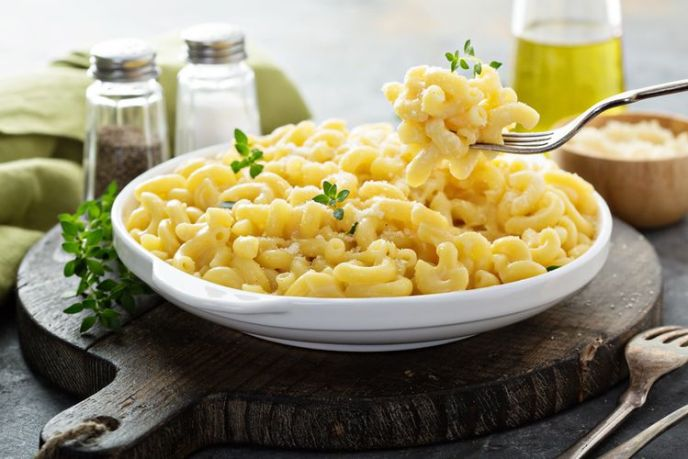 Mac and cheese resep