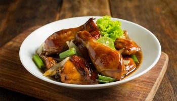 resep masak ayam kecap
