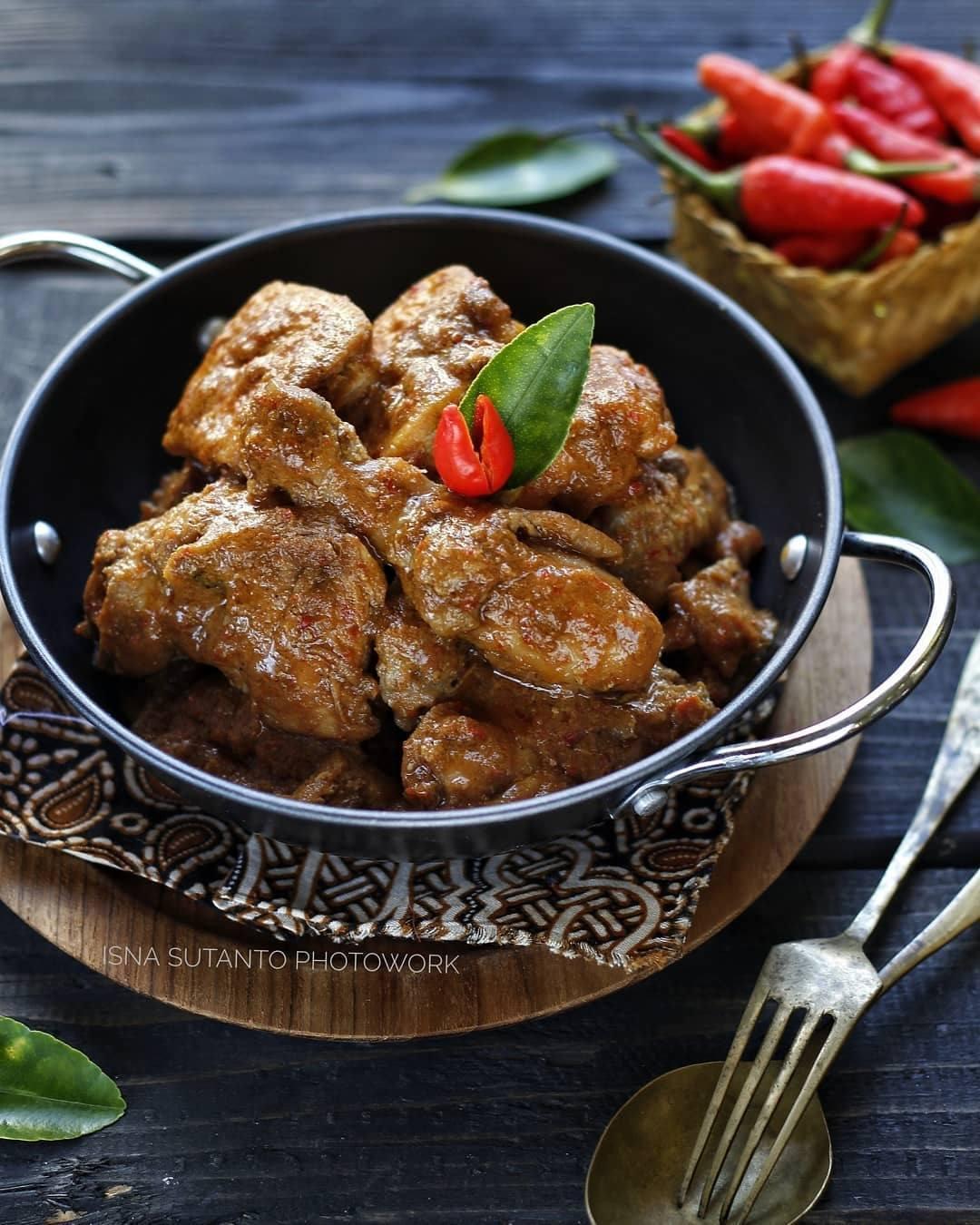 Bumbu Semur Ayam Pedas : bumbu, semur, pedas, Resep, Semur, Pedas, Masak