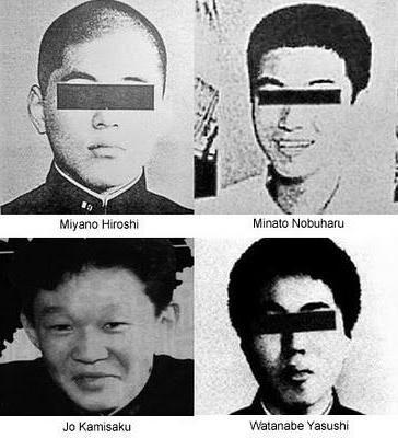 1988 Япония. Дзюнко Фурута. 44 дня пыток и насилия перед смертью. 18+