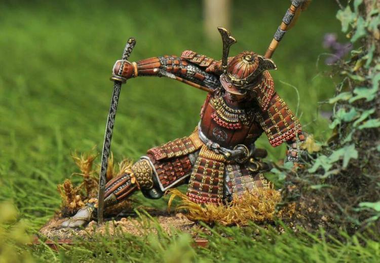 Современный самурай