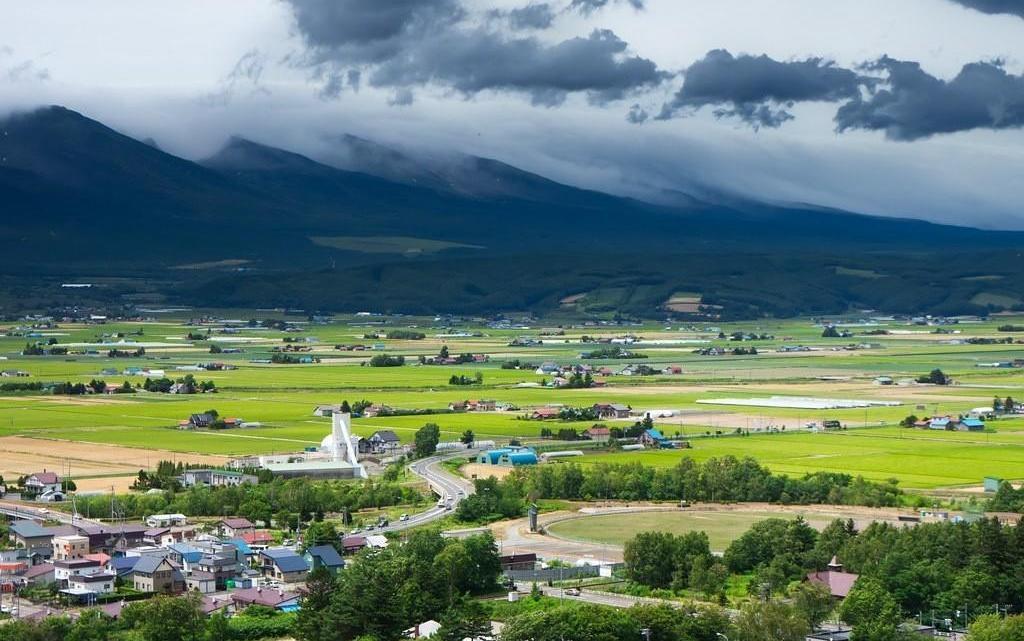 Остров Хоккайдо (北海道)