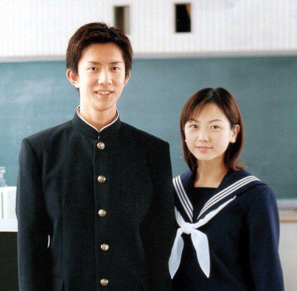 Школьная система в Японии.