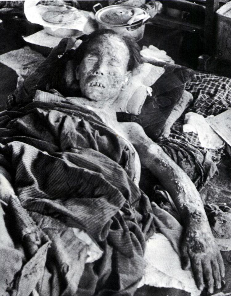 Хиросима Нагасаки 3