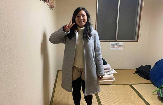 Комната вуайеристов  в отеле ビ ジ ネ ス 旅館 あ さ ひ  стоит всего 130 иен  за номер.