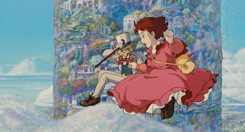 Studio Ghibli выпускает  1000 бесплатных изображений из фильмов Миядзаки Хаяо