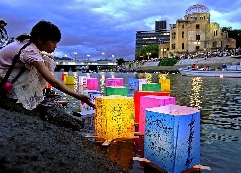 «Руки помощи» из США.  Жизни сирот Хиросимы и Нагасаки после атомной бомбы