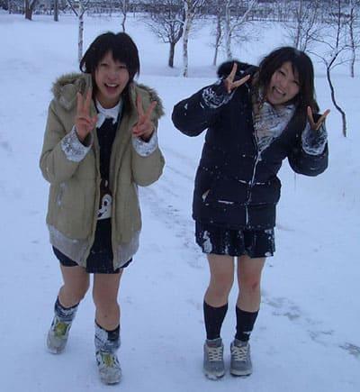 Японская школьная форма «Тип I» и «Тип II». Триумф  гендерной идентичности