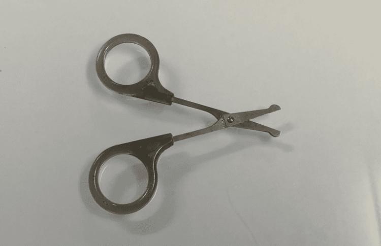 Фото, ножницы-триммер