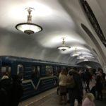サンクトペテルブルク市内の公共交通機関