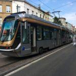 ブリュッセル市内の公共交通機関