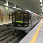 ソフィアの地下鉄