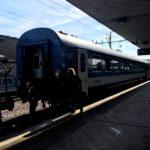 ハンガリーからスロベニアへ鉄道で移動