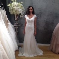 Fall 2016 Bridal line by Lillian West