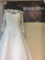 Victorias Bridal 3283 sz14 IVY 999 (2)