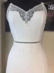 Rembo Styling Florentine size 12 Ivory $2269 (2)
