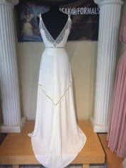 Rembo Styling Florentine size 12 Ivory $2269 (3)