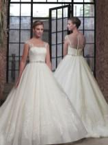Victoria's Bridal 2227 sz8 IVY $1379 Back (2)