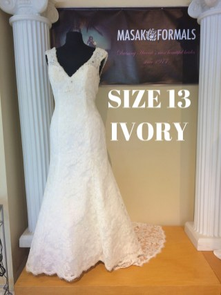 Victorias Bridal 8246 sz13 IVY 1350 (1)