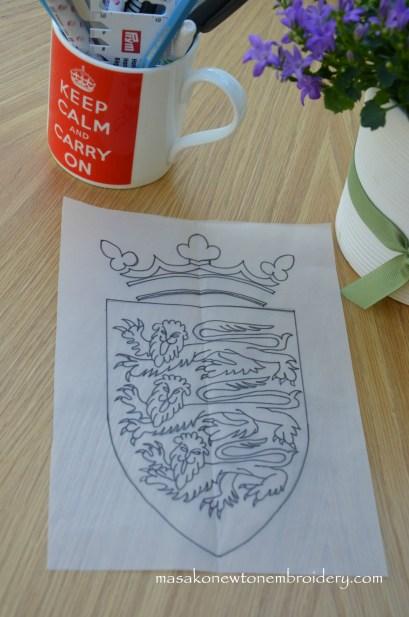 King John Coat of Arms