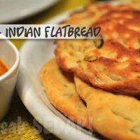 Kulcha, indian flatbread