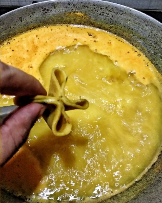 Drop the Dumplings in Boiling Dal