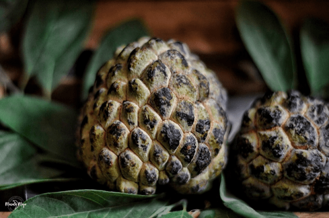 Custard Apple (Sitaphal)