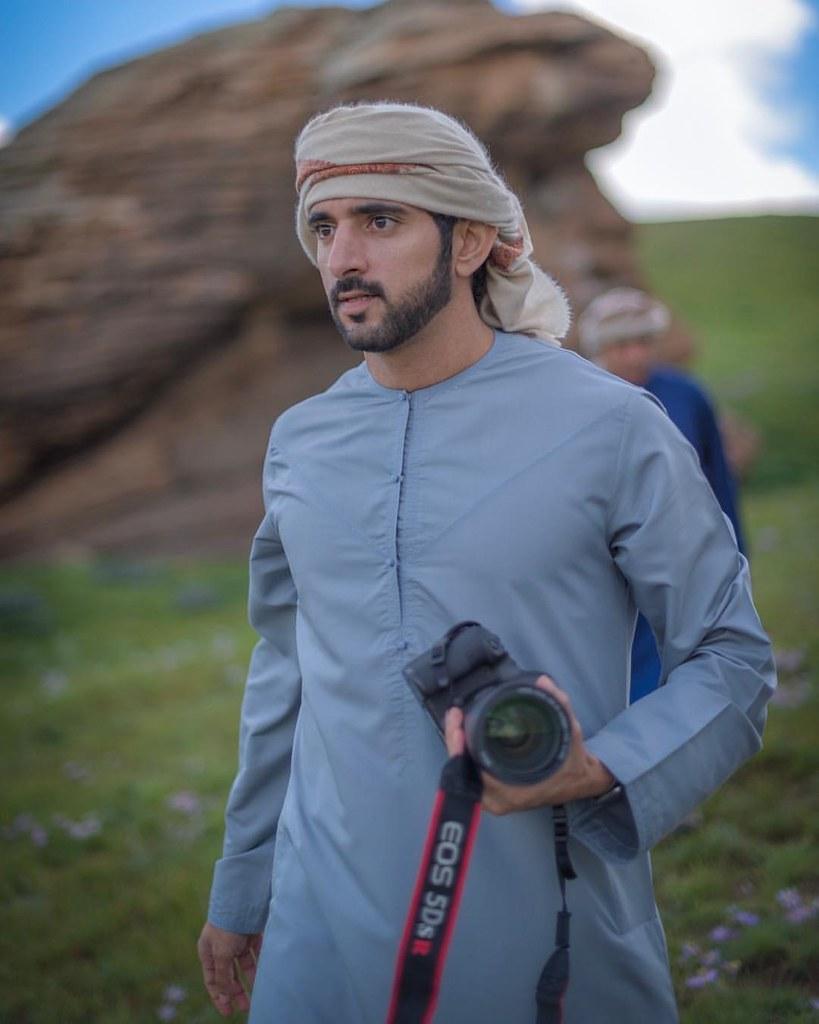 Sheikh Hamdan Wife Photos : sheikh, hamdan, photos, Highness, Sheikh, Hamdan, Turns, Outpouring, Wishes, Crown, Prince, Reigns, Social, Media, Masala.com