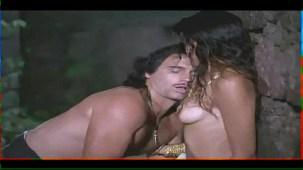 Helen_Brodie_White Saree_Topless_10