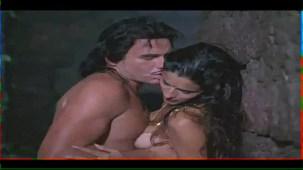Helen_Brodie_White Saree_Topless_17