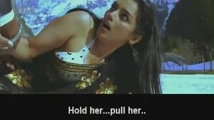 Hot n sexy Shweta Menon in swimsuit - Naan Avan Illai 2 - YouTube[(001719)20-49-32]
