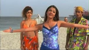 Mera Dil Tera Deewana - Aishwarya Rai - Akshaye Khanna - Bikini Babe - Aa Ab Laut Chalein[(001920)20-50-47]