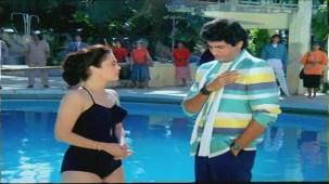 Toh Suicide Cancel - Aakhri Baazi - Govinda, Mandakini[(001857)21-09-28]
