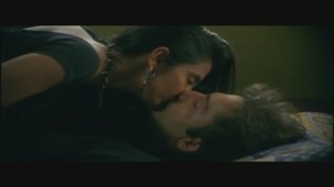 Kamal Sadanah and Suchitra Pillai Kissing Scene - Karkash - Bollywood Bedroom Romance[20-12-23]