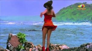 Telugu Hot Songs - Hot Priyamani Song - Andamutho Pandemuga Song - Raaj Movie Songs[(001581)20-09-43]
