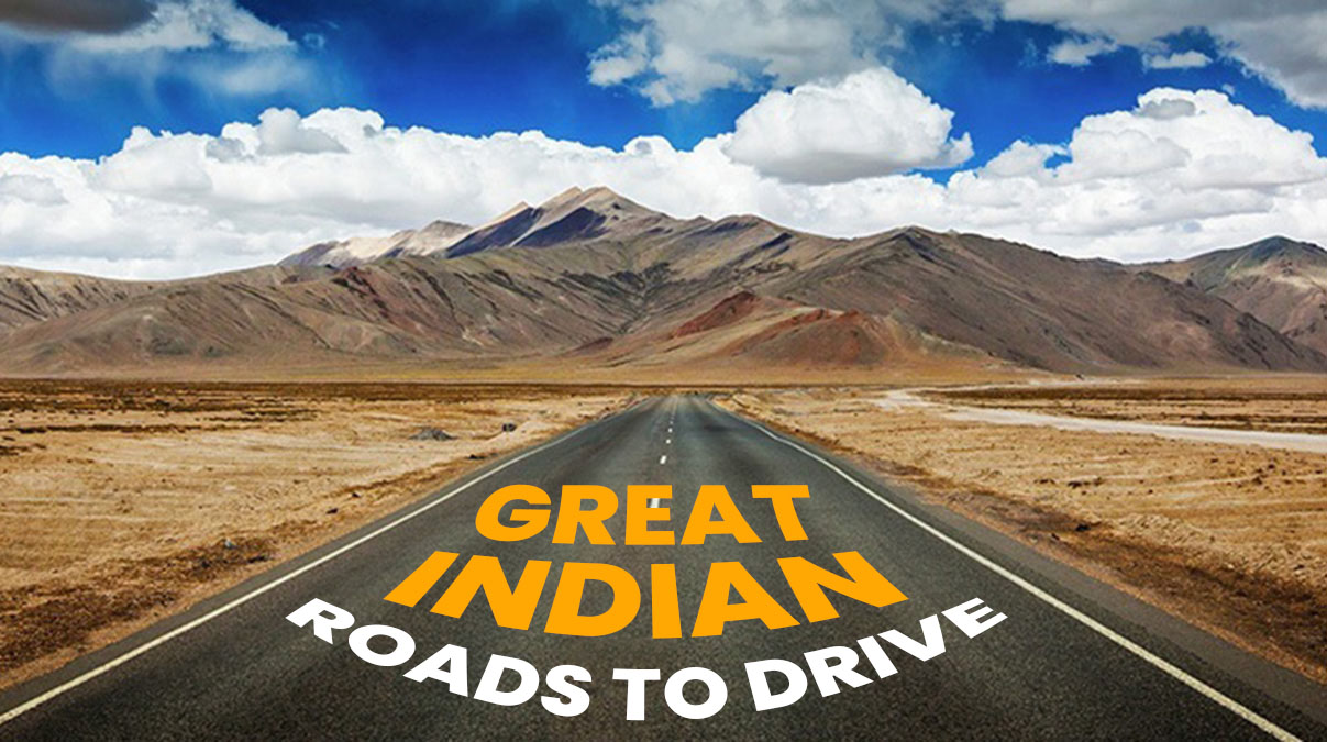 Indian roads to drive