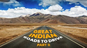 roads to drive in India