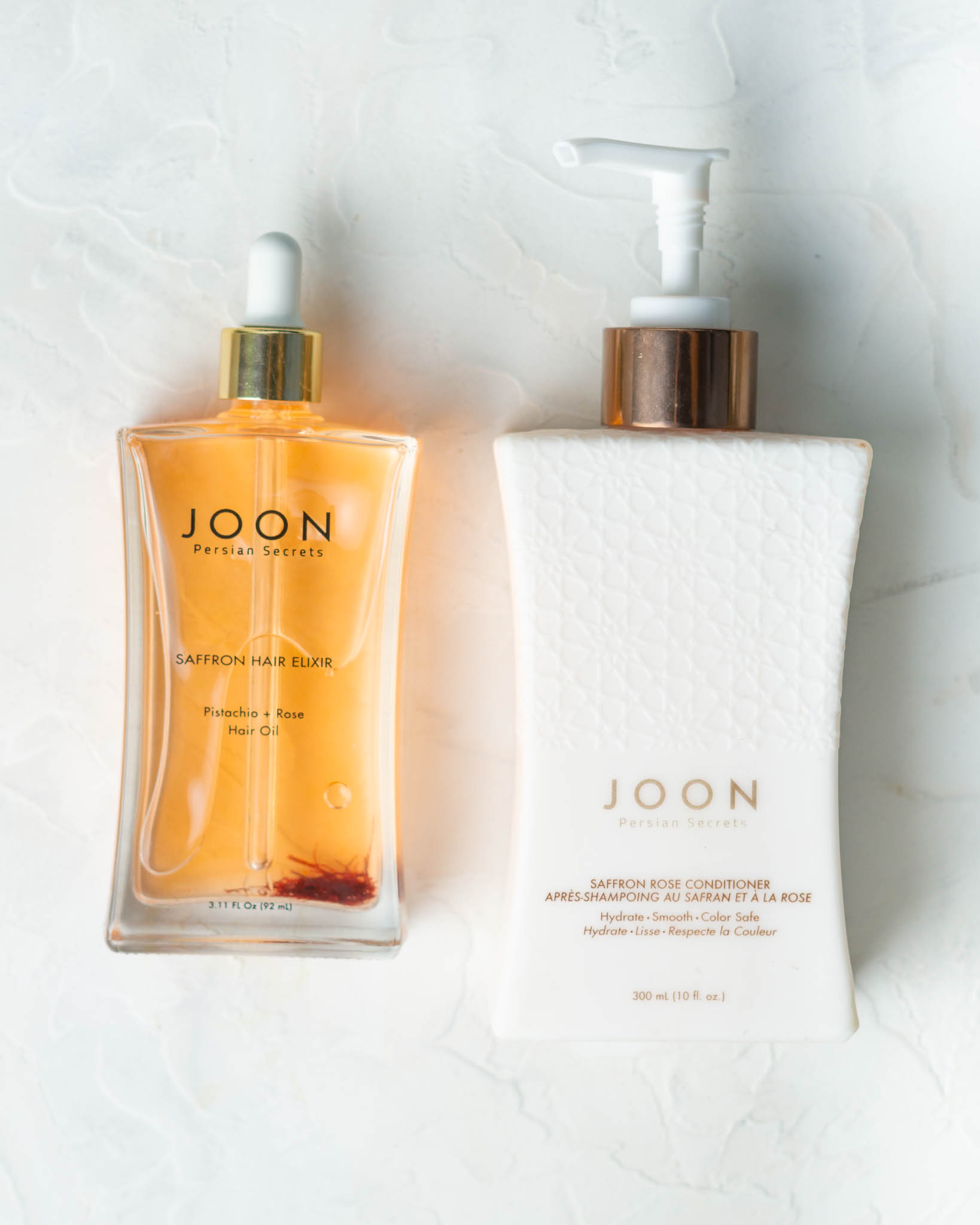 Joon Persian Secrets Hair Oil and Conditioner