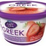 Fruit Greek Yogurt